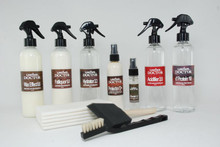 Kit-Aw5.bs : Aniline Wax Pull-up Leather - Bloodstain Remover Kit