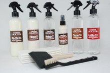Leather Aniline Wax Pull-up Water Stain Remover - Kit-Aw3.ws