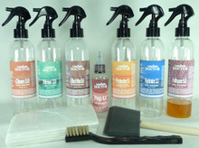 Kit-Aw3 : Aniline Wax Pull-up Leather Care Kit