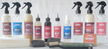 Leather Aniline Wax Pull-up Dye Refinishing - Kit-Aw7.cl