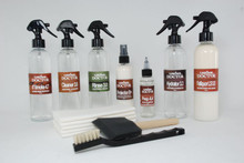 Leather Aniline Smoke Odor Remover - Kit-A3.so