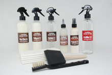 Kit-Aw5.dr : Aniline Wax Pull-up Leather - Degreaser Kit