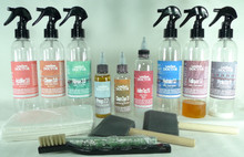 Kit-Sa7.di : Semi-Aniline Leather - Dye/Ink Stain Remover Kit