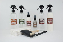 Kit-P3.ns - Pigmented Leather Tannin Remover Kit