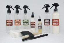 Leather Pigmented Smoke-Odor Remover - Kit-P3.so