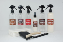 Kit-P3.bk - Pigmented Leather Bacteria Odor Killer Kit