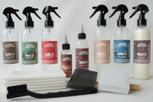 Nubuck Leather Restorative Cleaning - Kit-N3+