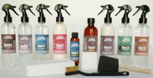 Kit-H4+ - Zebra/Cow Hair-On Rug Rejuvenating & Care Kit