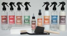 Vachetta Leather Browning/Dye/Care - Kit-V3+