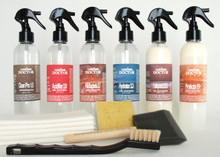 Kit-A3.bk - Leather Bacteria Odor Killer Kit