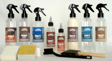 Leather Nubuck Paint, Grease and Dye Stain Remover - Kit-N3.pgd
