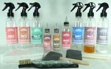 Leather Aniline Ink and Dye Remover - Kit-A7.di