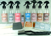 Kit-H7 - Zebra/Cow Hair-On Rug Repair, Rejuvenate & Care kit