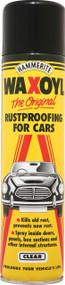 Clear Waxoyl Rustproofing - 400 ml