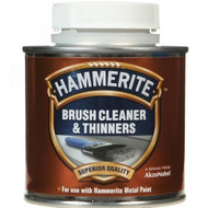 Hammerite Brush Cleaner & Thinners - 250 ml