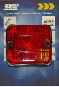 Universal Rear Fog Lamp - 12 Volt 21 Watt