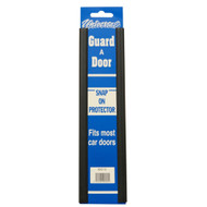 Car Door Edge Protectors - Black