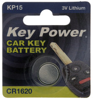 CR1620 Key Fob Battery - 3V