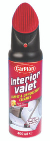 Interior Valet with Brush Lid - 400 ml