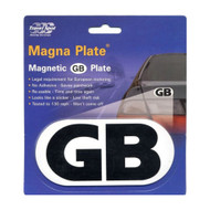 Magnetic Car GB Badge