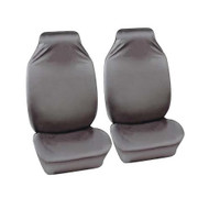 A Pair of Water & Tear Resistant Seat Covers - Grey