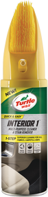 Interior Cleaner With Brush Lid - 400 ml