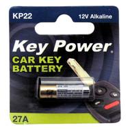 27A Key Fob Battery - 12V