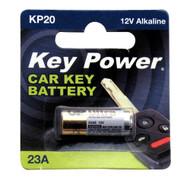 23A Key Fob Battery - 12V