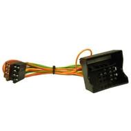Male ISO Blocks To Vauxhall Quad Lock Radio Loom