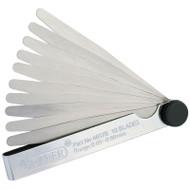 Metric Imperial Feeler Gauge - 10 Blade