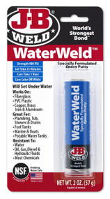 JB Weld Water Weld Underwater Putty - 57 g