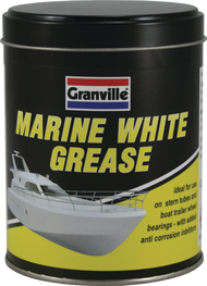 White Marine Grease Tin - 500 g
