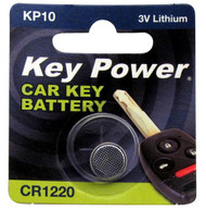 CR1220 Key Fob Battery - 3V