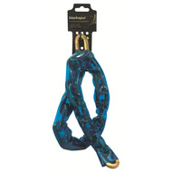 10 mm Heavy Duty Square Link Chain With Plastic Cover - 1 Meter Long