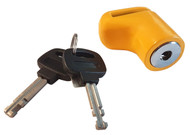 6 mm Micro Disc Lock - Yellow