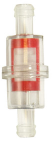Small Universal Round Fuel Filter - 8 mm
