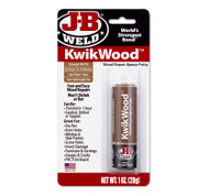 JB Weld Kwikwood Epoxy Putty - 28 g