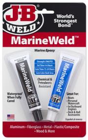 JB Weld MarineWeld Waterproof Epoxy Weld - 2 x 28 g