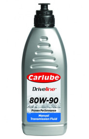 80W 90 Fully Synthetic Gear Box Oil / Transmission Fluid - 1 Litre