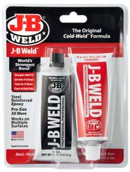 JB Weld Steel Reinforced Epoxy Weld PRO - 2 x 142 g