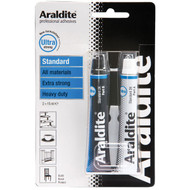 Araldite Standard Strong Epoxy Adhesive - 2 x 15 ml