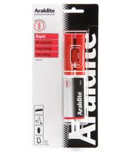 Araldite Rapid Syringe Epoxy Adhesive - 24 ml