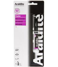 Araldite Fusion Syringe Epoxy Adhesive Super Glue - 3 g