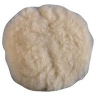 Real Lambs Wool Polishing Bonnet - 12.5 cm