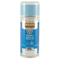 Hycote Fiat Volare Blue Acrylic Spray Paint - 150 ml