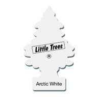 2D Magic Tree Air Freshener - Arctic White