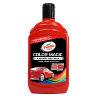 Color Magic A Colour Enriched Wax Polish - Radiant Red - 500 ml