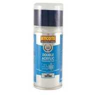 Hycote Vauxhall Royal Blue Acrylic Spray Paint - 150 ml