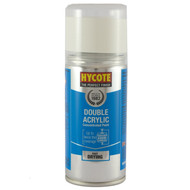 Hycote Peugeot Bianca White Acrylic Spray Paint - 150 ml