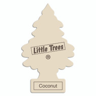 2D Magic Tree Air Freshener - Coconut